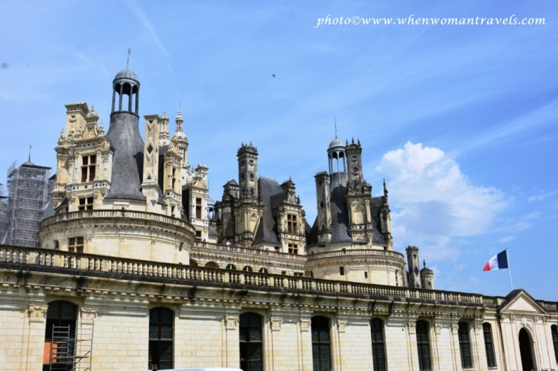 Architecture Castle Chambord France
