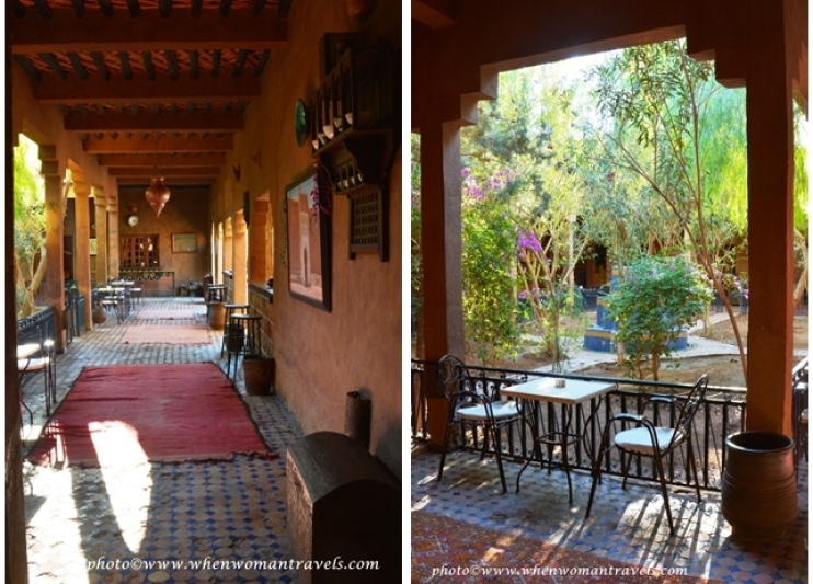 Hotel Kasbah Tizimi - outdoors