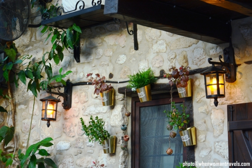 Athitos_halkidiki_restaurant_decorations