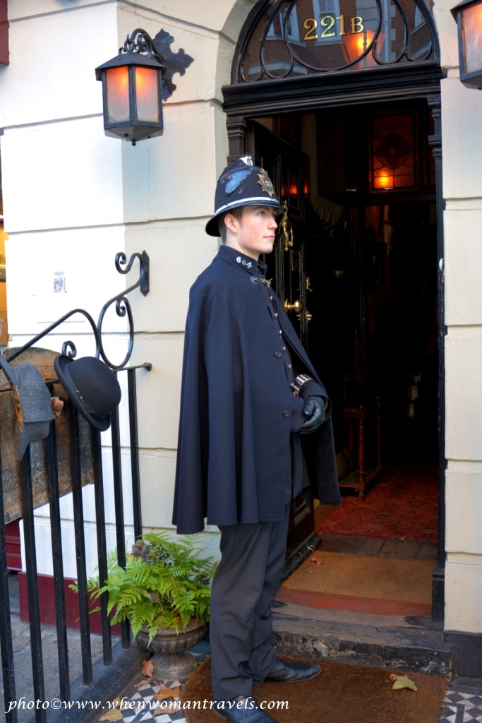 Sherlock Holmes Museum opening hours