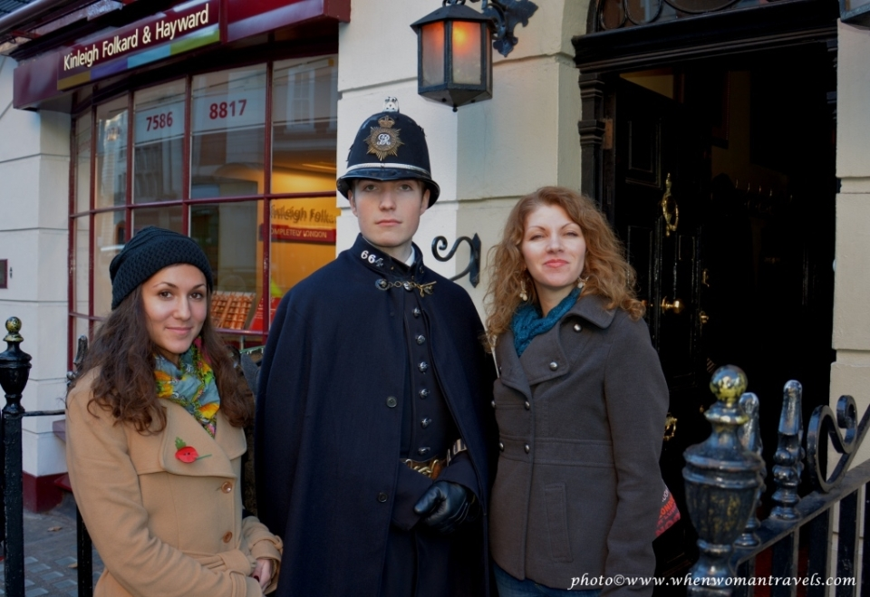 Sherlock Holmes museum review