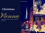 Christmas Vienna by night - When Woman Travels