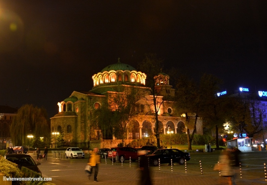 Sofia-Saint Nedelya Church