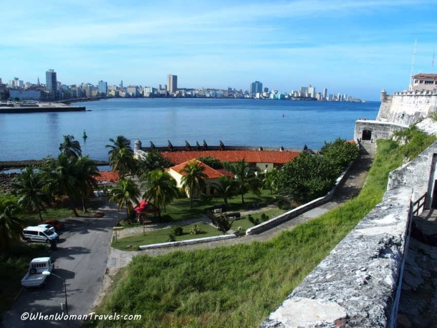 Morro Castle fortress in Havana