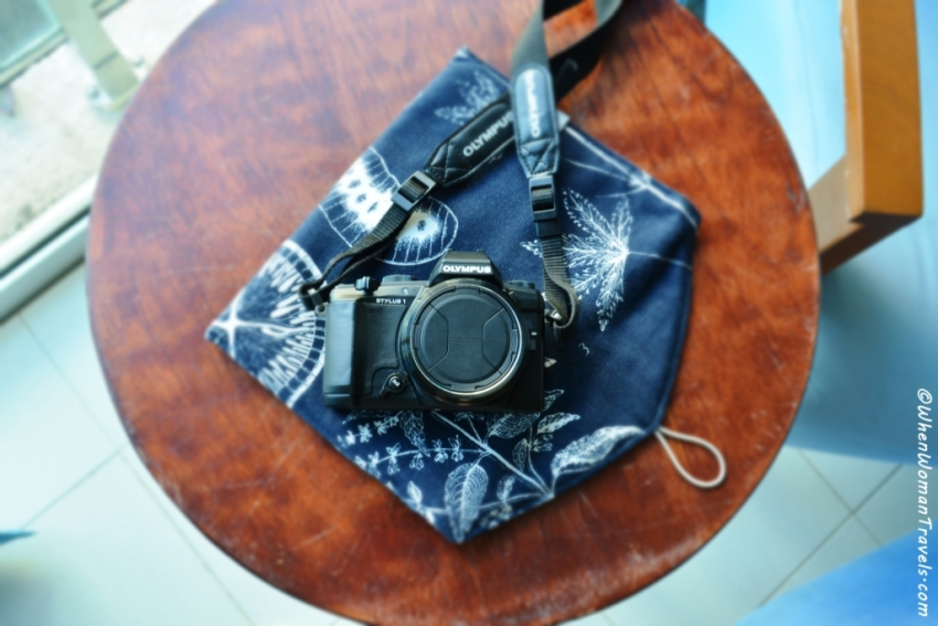 Olympus Stylus 1 -product review