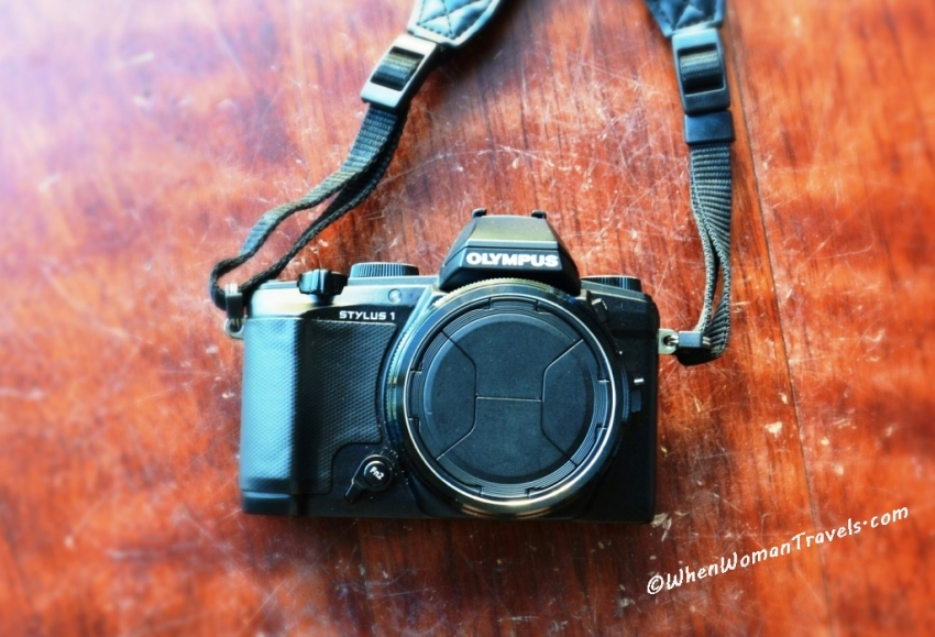 Olympus Stylus 1 product review