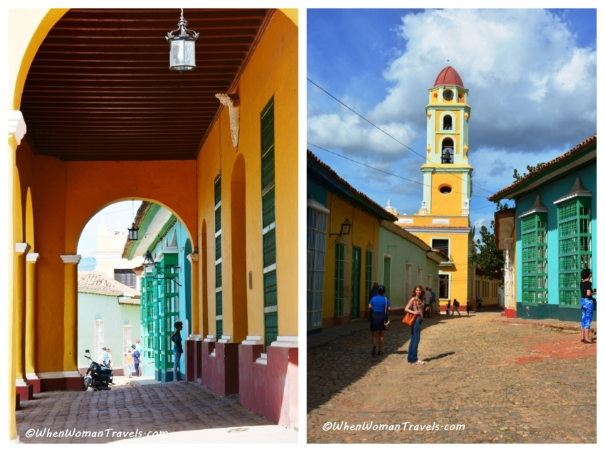 photos from Trinidad, Cuba