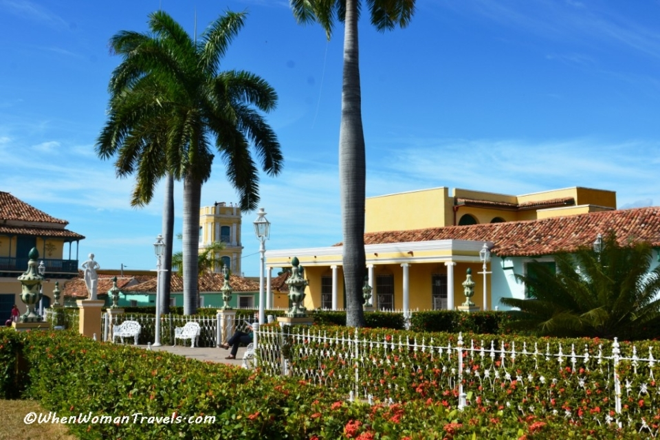 Trinidad - Plaza Mayor