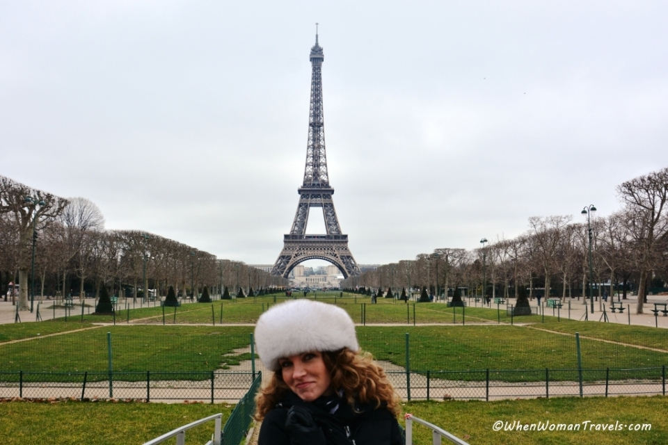 Eiffel Tower-www.whenwomantravels.com