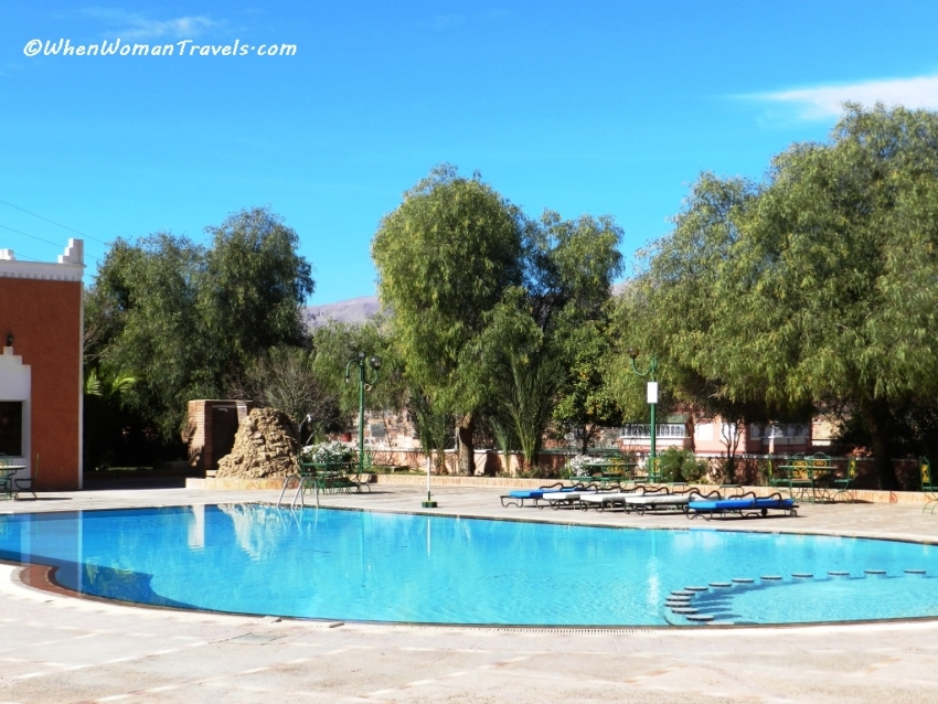 Morocco_Tinehrir_hotel_with_pool